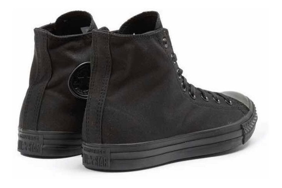 Zapatilla Converse All Star Bota Negro