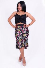 Saia Valentina V-12379 - Asya Fashion