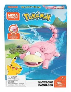 Slowpoke Pokemon Mega Construx Se
