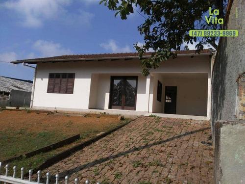 Imagem 1 de 18 de Casa Com 2 Dormitórios À Venda, 110 M² Por R$ 365.000,00 - Itoupava Central - Blumenau/sc - Ca0608