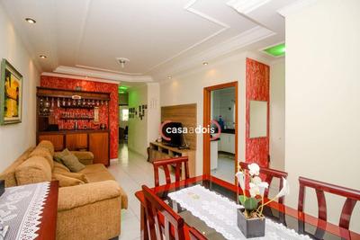 Casa Com 3 Dormitórios À Venda, 143 M² Por R$ 420.000 - Jardim Piazza Di Roma Ii - Sorocaba/sp - Ca0477