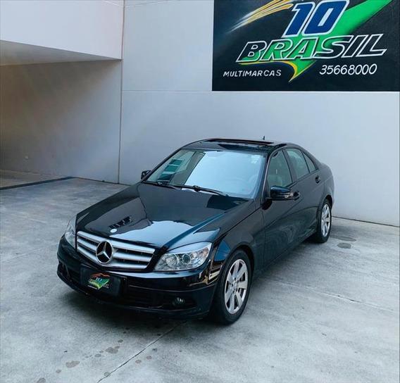 Mercedes-benz C 200 K 1.8 Kompressor Classic 16v