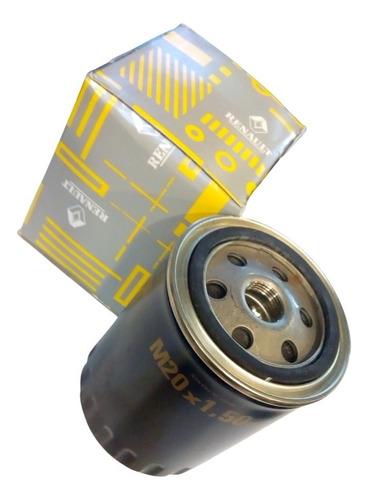 Imagen 1 de 10 de Filtro Aceite R18//21/trafic Fuego 2.0 /2.2 Original