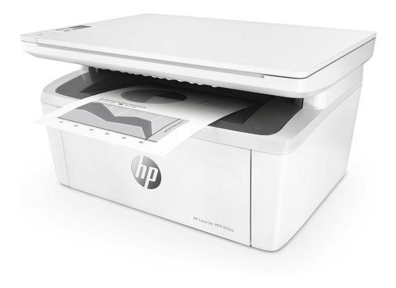 Impresora Multifuncional Hp M28w Laserjet Pro Monocromatica