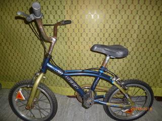 Bicicleta De Nene Rodado 14 Tipo Bmx