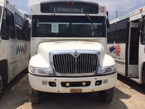 Autobuses International Oferta