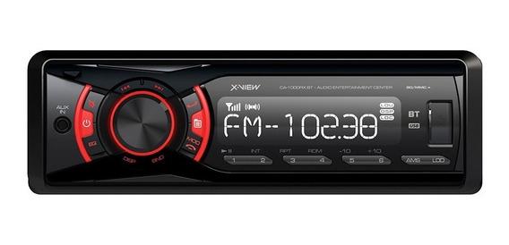 Auto Stereo X-view Ca-1000rxbt Sin Cd Mp3 Usb Sd Bt Oferta!