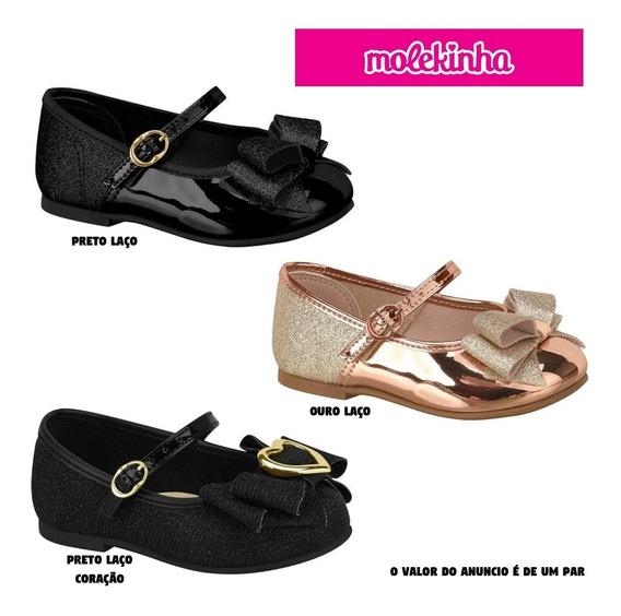Sapatilha Molekinha 2106 - 20 Ao 25