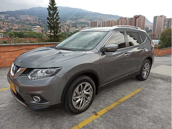 Nissan X-trail T32 Exclusive Cc2.500 Aut 4x4