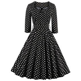 d62270ece2 Vestido Vintage - Vestidos de Mujer en Mercado Libre Chile