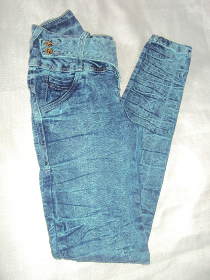 Calça Jeans Feminina 36 Meitrix =r
