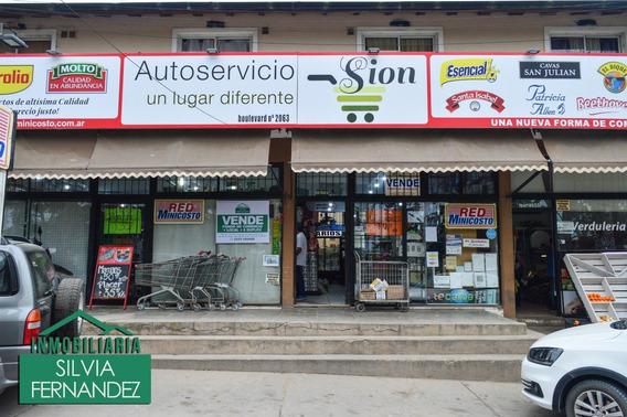 Villa Gesell Gran Oportunidad!! Vendo Prestigioso Supermercado En Pleno Auge: Fondo De Comercio + 2 Locales + 4 Duplex + 2 Dptos. Todo: U$s 480.000 !!!!