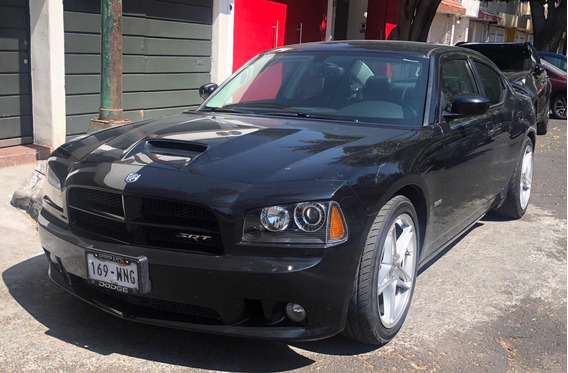 Dodge Charger 6.1l Srt 8 Equipado V8 At 2009