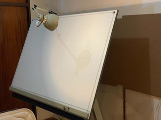 Mesa De Dibujo Técnico Pizzini 1 Mt X 1.50 Mts Profesional