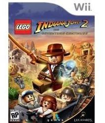 Indiana Jones 2 Lego Wii Original