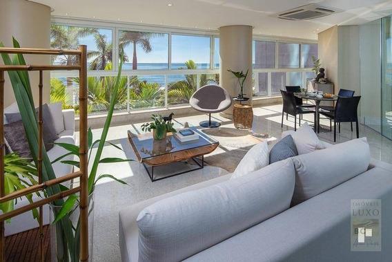 Apartamento Com 3 Dormitórios À Venda, 325 M² Por R$ 7.830.000 - Barra Sul - Balneário Camboriú/sc - Ap0003