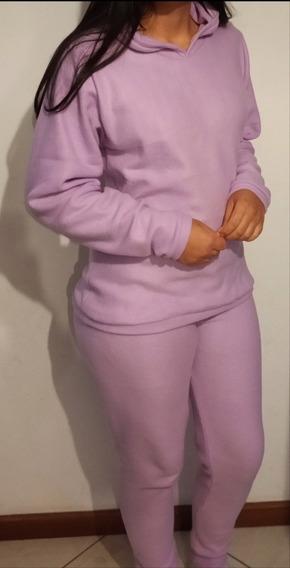 Conjunto Soft Adulto Frio P M G Xg Pijama Mãe Blusa+calça