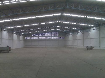 (crm-170-214) Renta De Nave, Autopista, Seguridad, Andén
