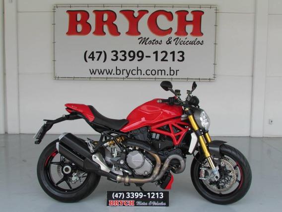Ducati Monster 1200 S Abs 2017