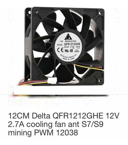 Fan Ventilador Antminer S9 S7 T9 D3 L3