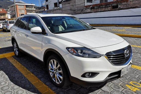 Flamante Mazda Cx9 Con 70.000 Kms, Año 2014