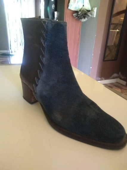 Botas/zapatos De Mujer