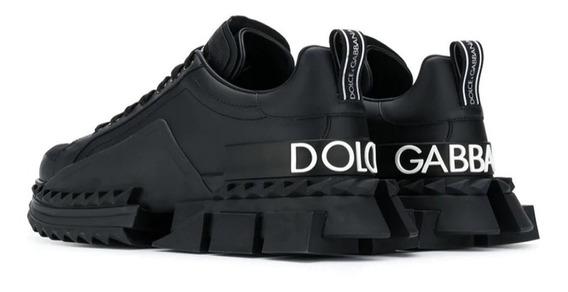 Tênis Dolce & Gabbana Super Queen Importado Lancamento