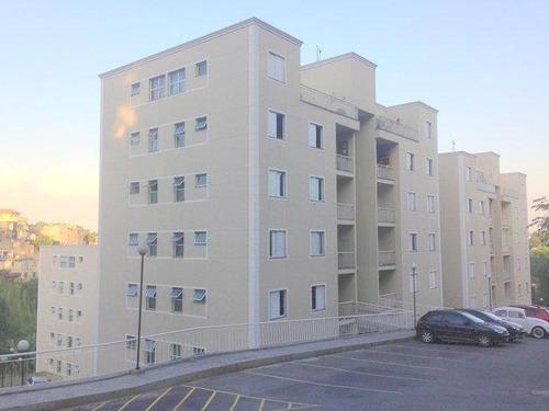 Apartamento Com 2 Dormitórios À Venda, 67 M² Por R$ 300.000,00 - Resort Da Granja - Cotia/sp - Ap0101