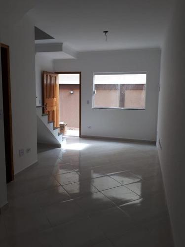 Sobrado Em Vila Constança, São Paulo/sp De 58m² 2 Quartos À Venda Por R$ 240.000,00 - So402552