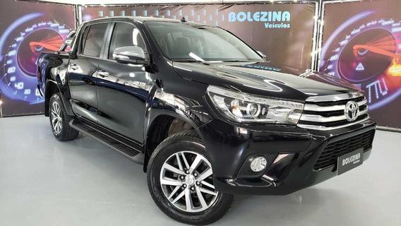 Toyota - Hilux 2.8 Srx 2017 Automática
