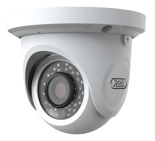 Cámara Seguridad Domo X28 Metal 1080p Lente Sony Ip66 Hd