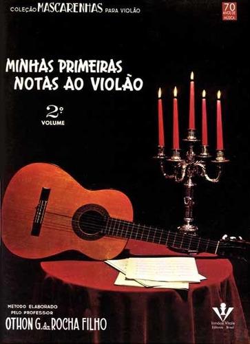 Imagem 1 de 1 de Minhas Primeiras Notas Ao Violão - Vol. 2