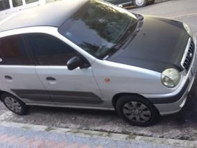 Atos Prime Hyundai Gls (faz 14km/l) 2001 Cor Prata 57 Cv