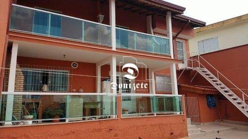Imagem 1 de 17 de Casa À Venda, 222 M² Por R$ 905.000,00 - Vila Vitória - Santo André/sp - Ca1479