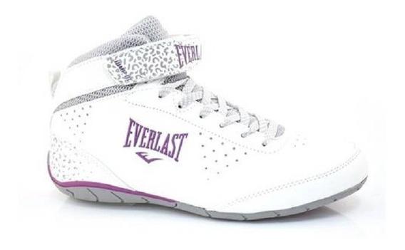 Tenis Everlast Jump Iii Feminino Branco