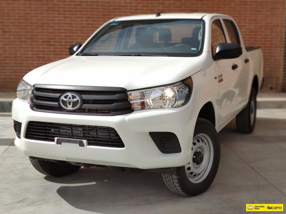 Toyota Hilux 6 Velocidades
