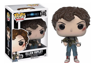 Funko Pop Movies Aliens Ellen Ripley