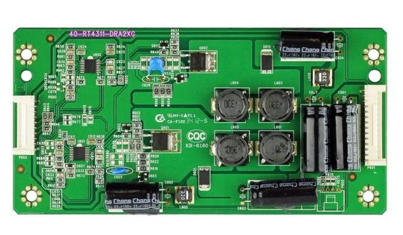 Placa Inverter Philco Ph42e45 P/n: 40-rt4311-dra2xg Com Flat