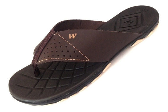 Chinelo Masculino West Coast Solado De Borracha 182305-1