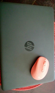 Notebook Hp + Mouse