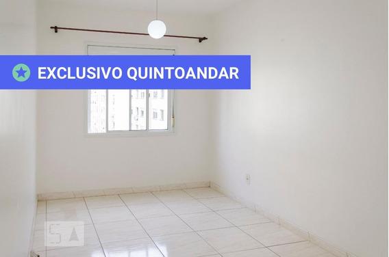Apartamento No 6º Andar Com 2 Dormitórios E 1 Garagem - Id: 892946705 - 246705