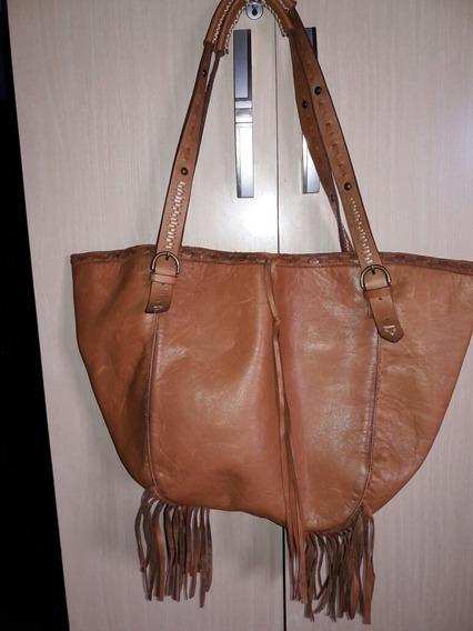 Bolsa Couro Zara
