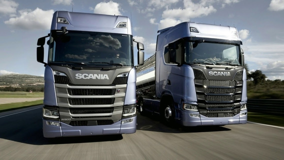 Scania 450