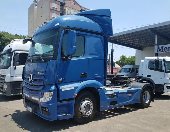 Mercedes Benz New Actros 2042 Ls (tractor)