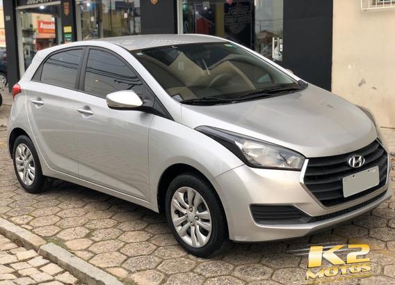 Hyundai Hb20 Comf. 1.6 Câmbio Automático (2015/2016) Prata