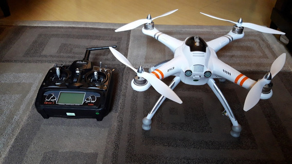 Drone Walkera Qrx 350pro Com Rádio Devo 7