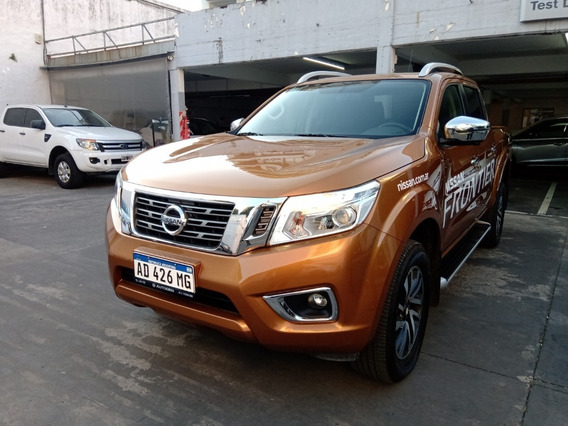 Nissan Frontier Cd Le 4*4 At 2019