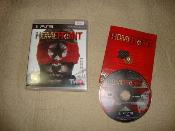 Homefront Original Para Ps3