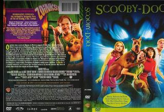 Dvd Scooby Doo - O Filme Original