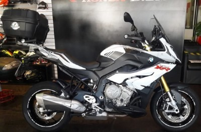 Motocicleta Bmw S1000 Xr 2016 Branca